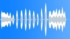 Cartoon singer victory phrase Sound Effect