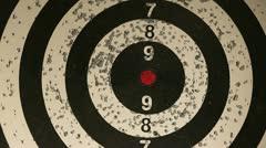 darts 04 - stock footage