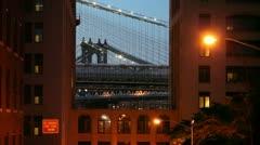Bridges - stock footage