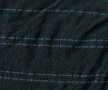 cotton fabric texture - dark gray with stripes - stock illustration