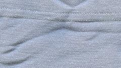 Cotton fabric texture - pastel blue with seams Stock Illustration