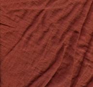 cotton fabric texture - brown - stock illustration