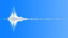 EARTH_Leaf Hit 5 - sound effect