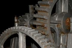 Cogwheel Stock Photos