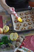 gingerbreads - stock photo