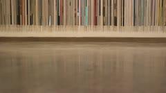 Modern art stripes (3) Stock Footage