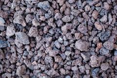 gravel. - stock photo