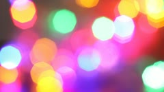 Color spots background - stock footage