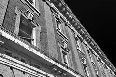 Crusty architecture Stock Photos