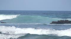 Ocean - stock footage