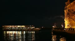 Haydarpasa Port and Station Building Stock Footage