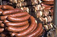 Food nature fruit beef closeup market meal pork Stock Photos
