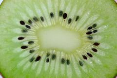 Food fruit desert eat flavour green hair health Stock Photos