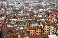 Historic Center of Quito, Ecuador Stock Photos