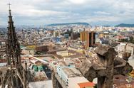 Modern Quito, Ecuador View Stock Photos