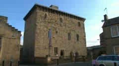 Hexham Old Gaol Stock Footage