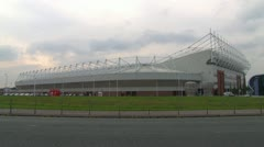 Stadium of Light Stock Footage