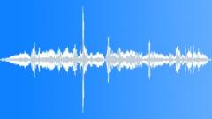 CRAFTS Large Hog Hair Oil Paper Slow Multi Stroke 07 - sound effect
