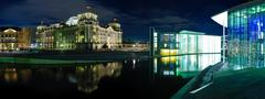 Stock Photo of berlin panorama