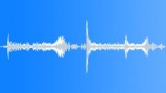 CRAFTS Large Sable Watercolour Rough Paper Slow Multi Stroke 04 - sound effect