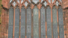 Cathedral Windows Stock Footage