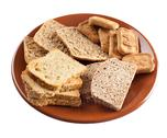 Stock Photo of whole grain carbohydrates