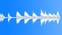 Stock Music of Free floating beginning:  Easy optimistic background