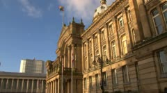 Grand Building Stock Footage