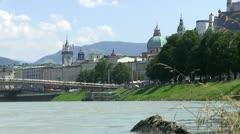 Salzburg Stock Footage