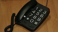 Puhelin Arkistovideo
