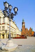 Stock Photo of wroclaw, poland