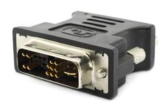 Hdmi connector for the monitor Stock Photos
