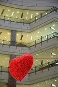 Heart light Stock Photos