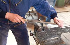 Metalwork Stock Photos