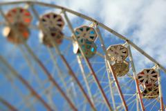 Stock Photo of ferris wheel