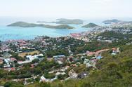 Stock Photo of charlotte amalie
