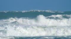 Stock Video Footage of Ocean