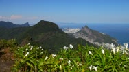 Rio de Janeiro, Brazil... Stock Footage