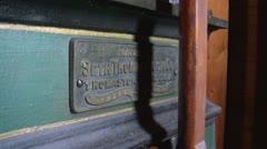 HORLOGE 05 Stock Footage