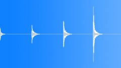 BUCKET quadcrescendohits 01 Sound Effect