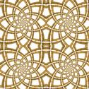 Stock Photo of golden seamless pattern