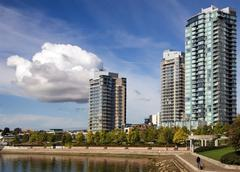 Stock Photo of False Creek