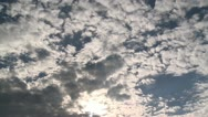 Stock Video Footage of Cloud timelapse
