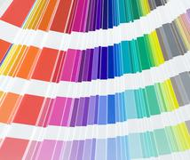 Color swatch Stock Illustration