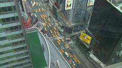 20090228 161 NYCTimesSquareTimelapse Stock Footage