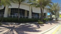 Fort Lauderdale Beach Florida Stock Footage