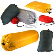 Bags of Camping Equipment Stock Photos