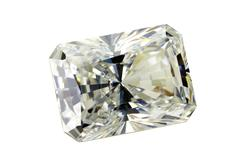 Diamond Gem Stone - stock photo