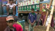 Stock Video Footage of Fish Market - Bangladesh, Asia