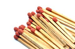 Matchstick Stock Photos